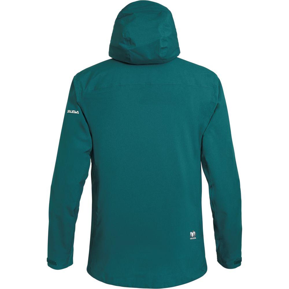 Куртка Salewa Puez PTX TirolWool Celliant 2L