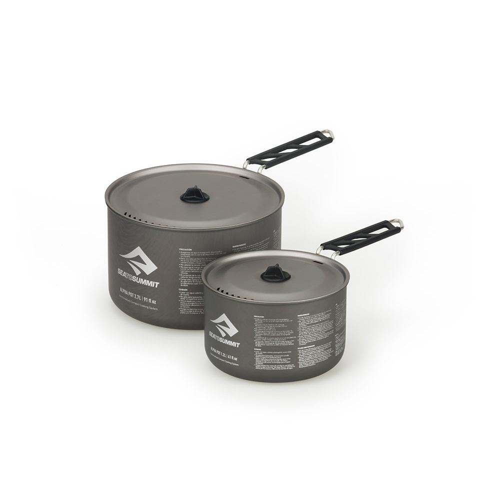 Набір посуду Sea to Summit Alpha Pot Set 2.0