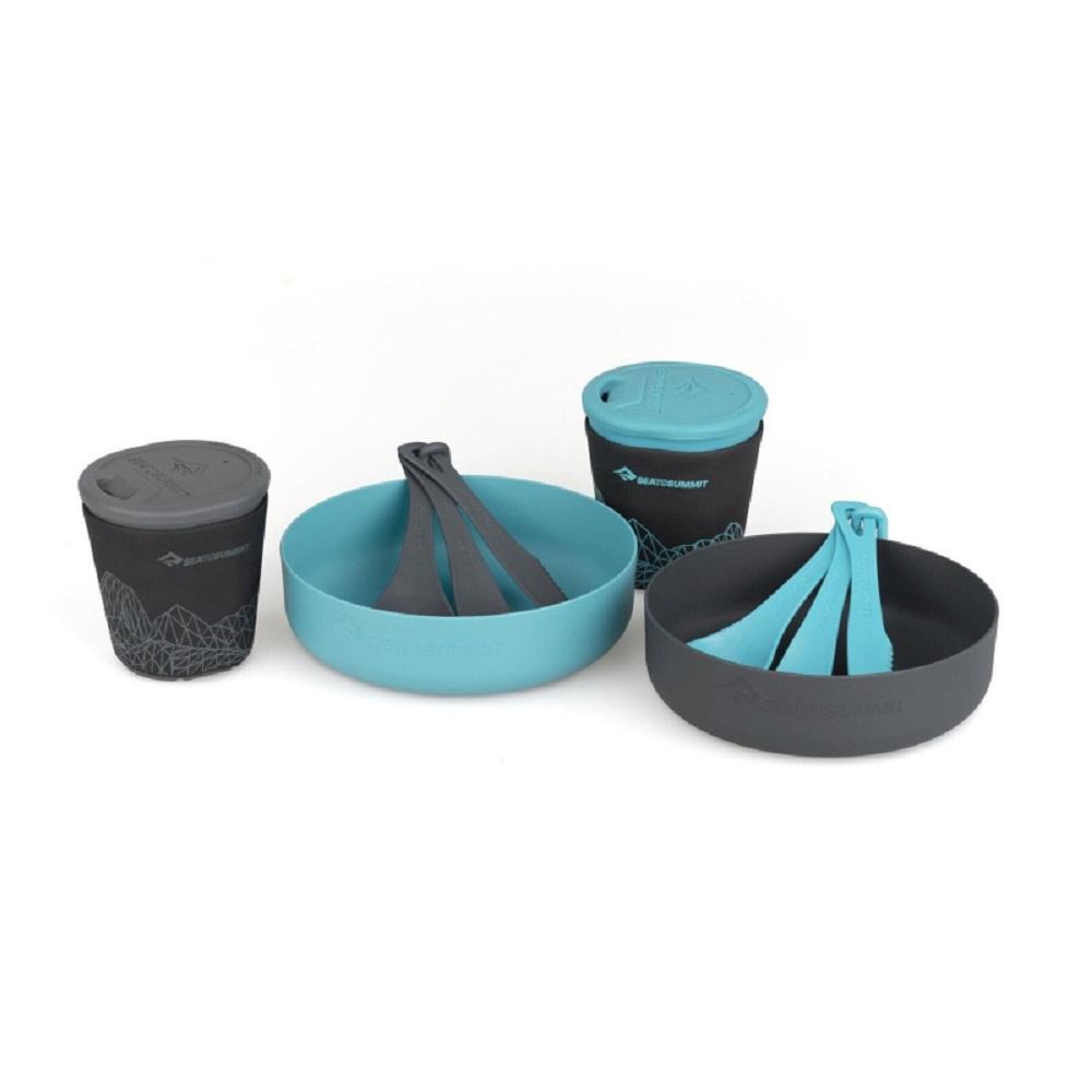 Набор посуды Sea to Summit DeltaLight Camp Set 2.2