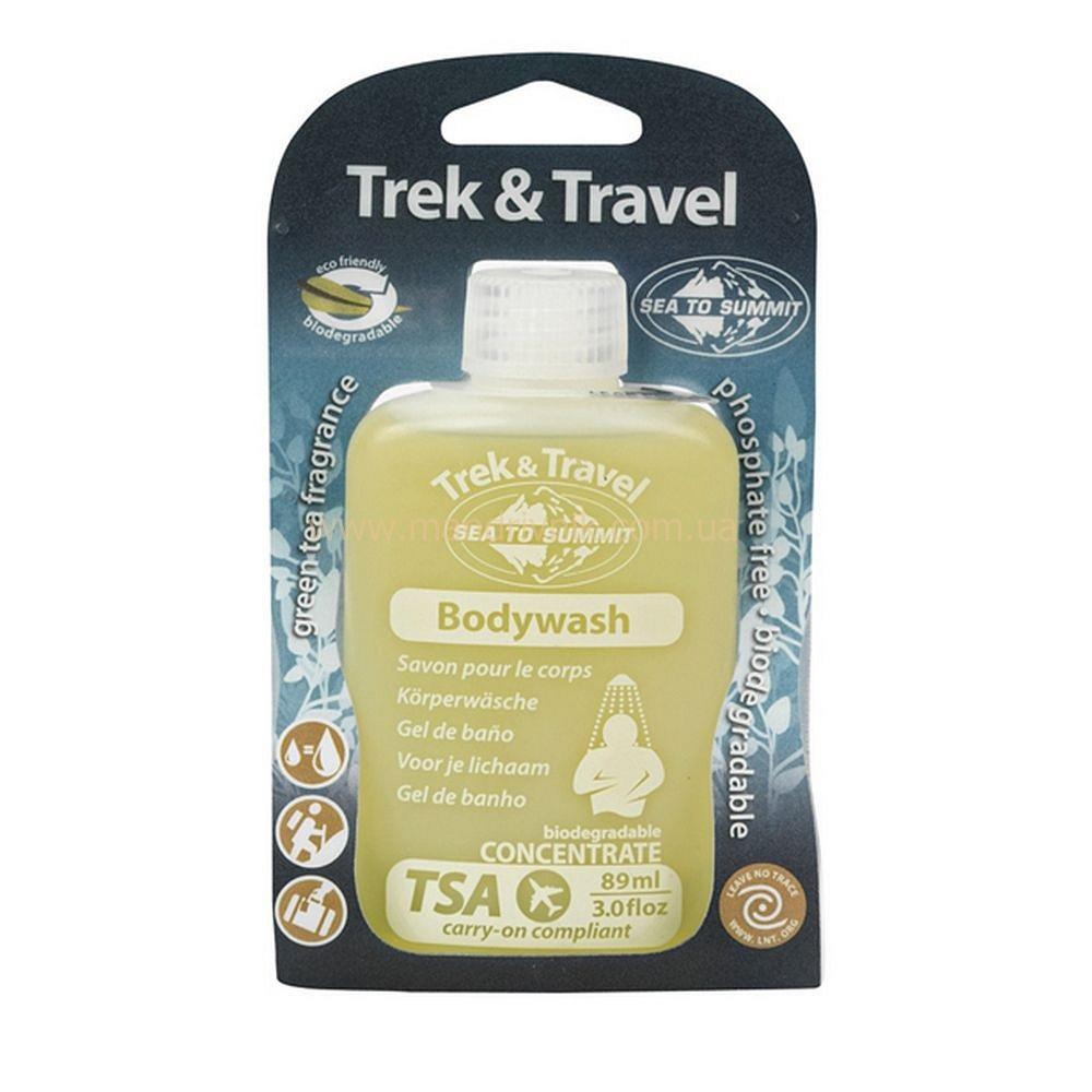 Мило Sea to Summit Trek & Travel Liquid Body Wash
