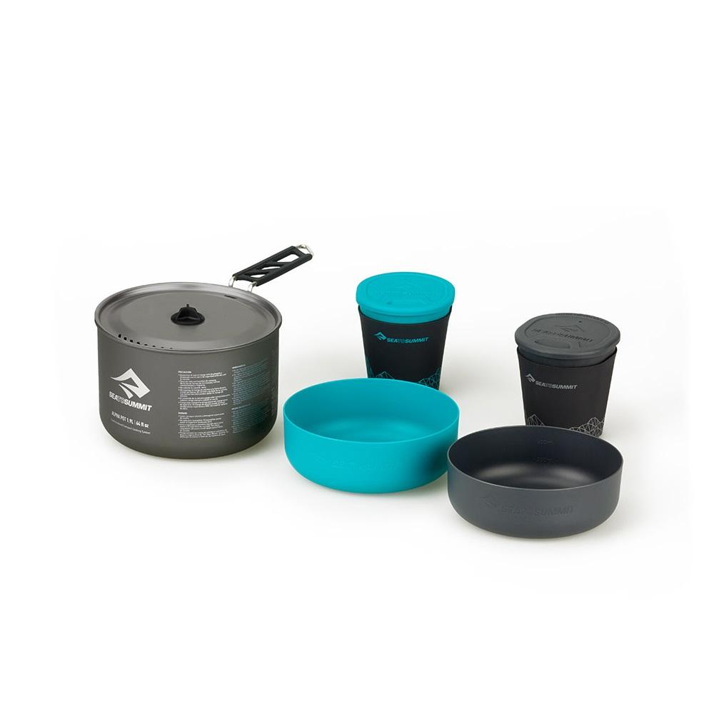 Набір посуду Sea to Summit Alpha Cookset 2.1