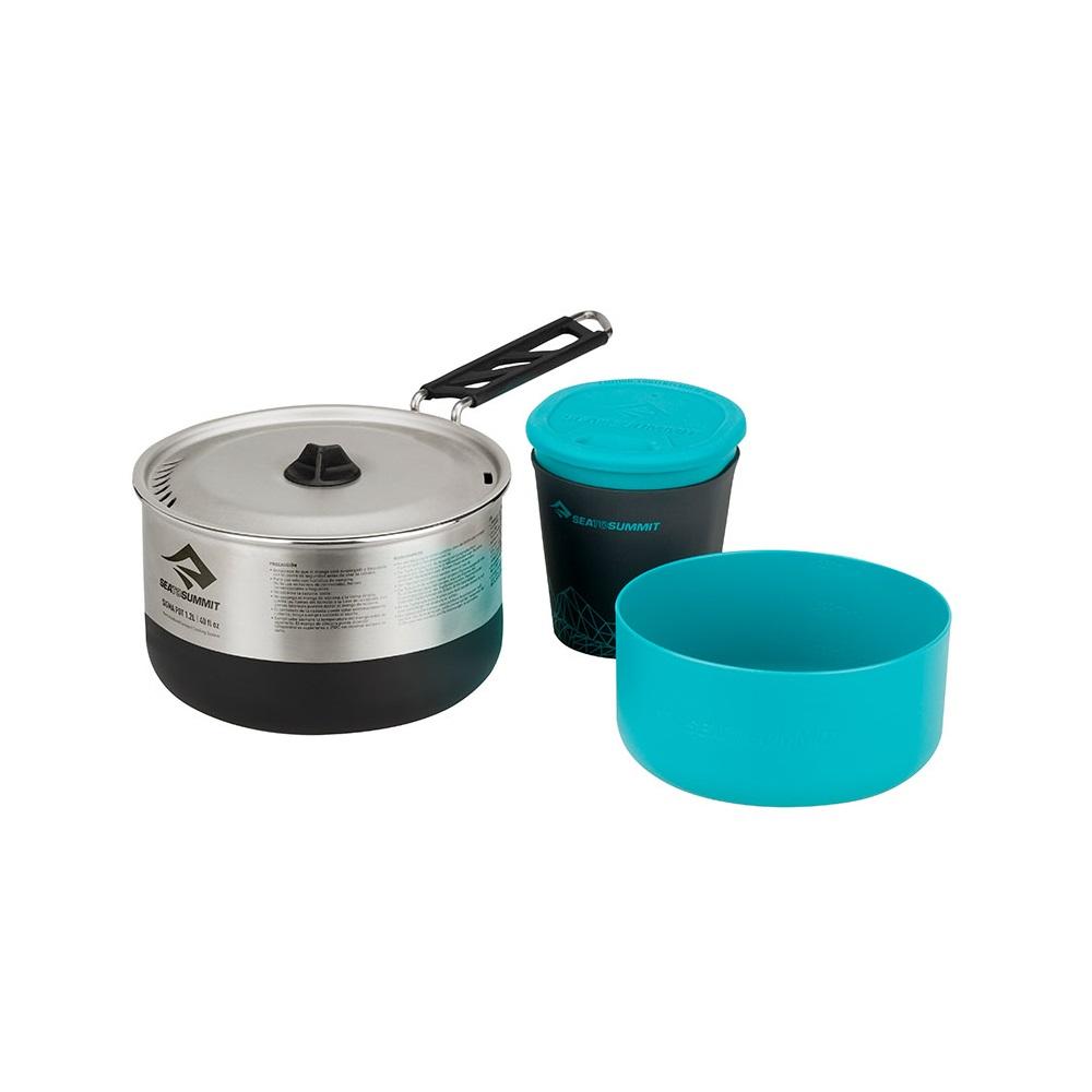 Набор посуды Sea to Summit Sigma Cookset 1.1