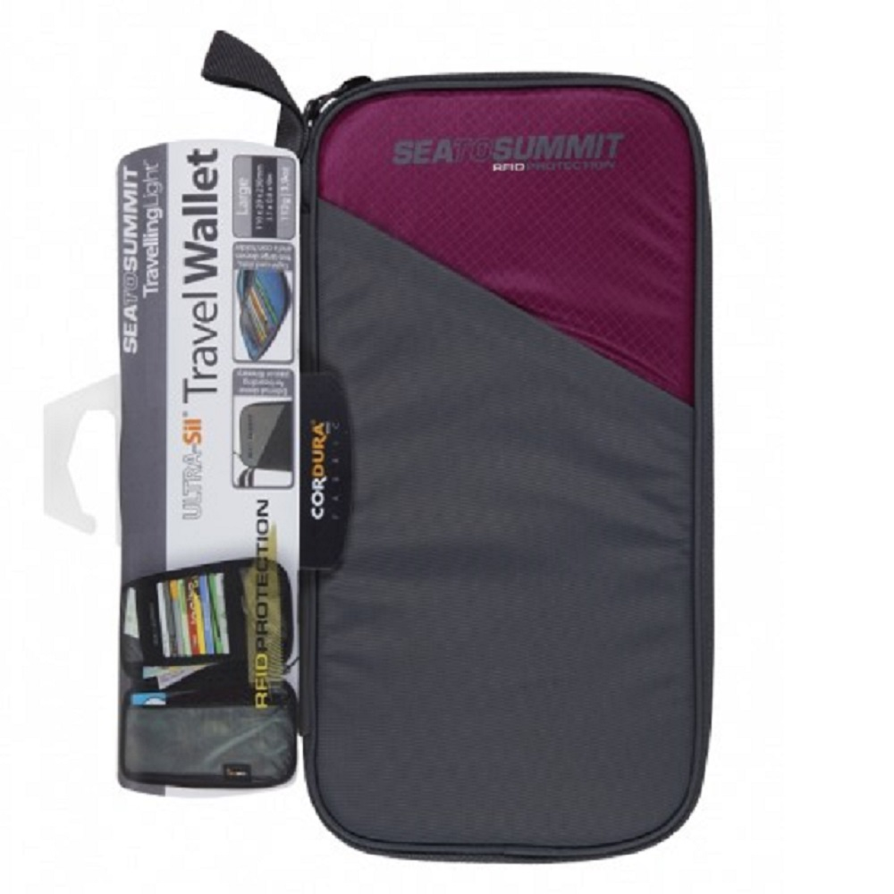 Кошелек Sea to Summit Travel Wallet RFID Large