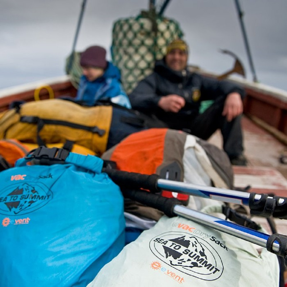 Гермомішок Sea to Summit eVac Dry Sack 8L