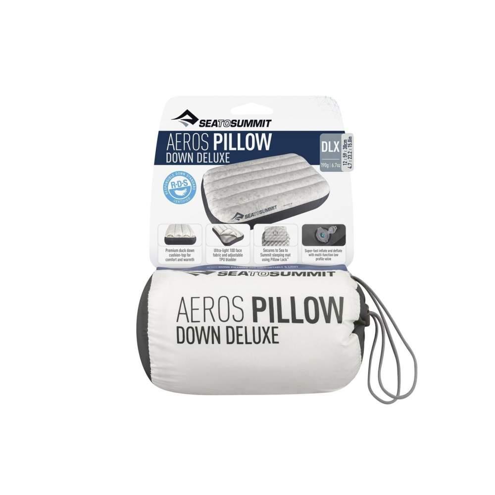 Подушка Sea to Summit Aeros Down Pillow Deluxe