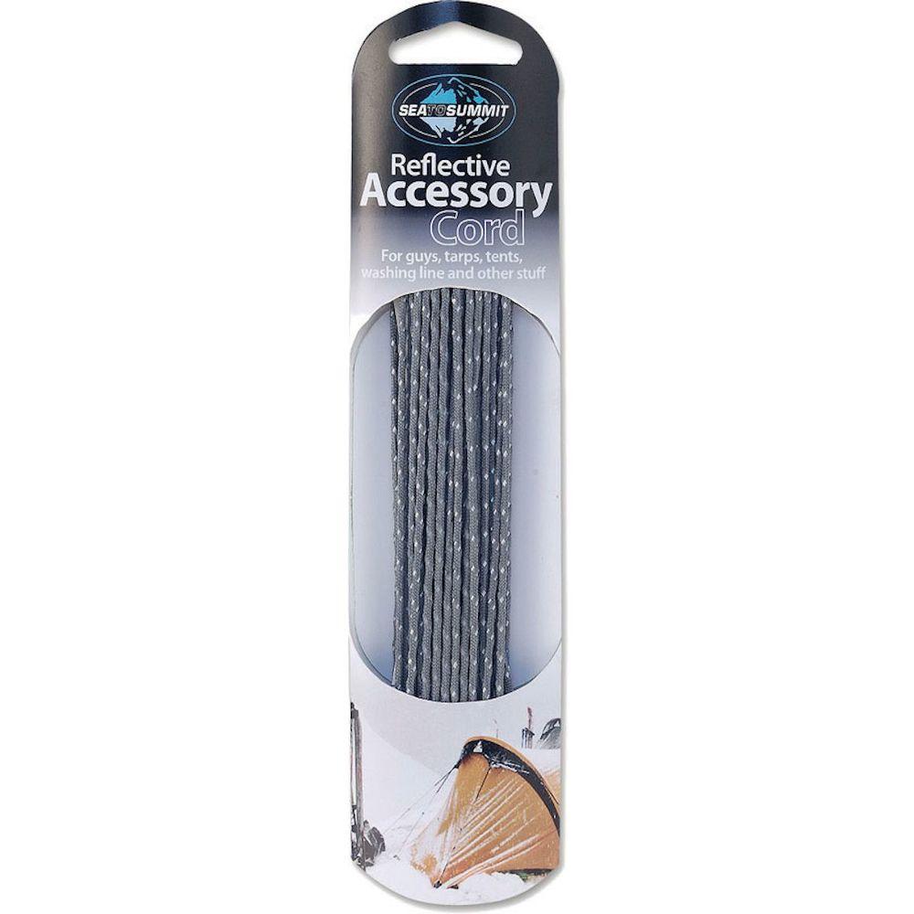 Светоотражающий шнур Sea to Summit Reflective Accessory Cord 1.8mm 10m