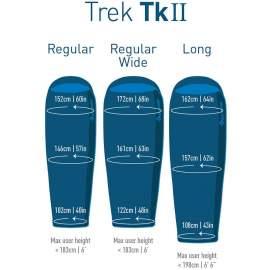 Спальник Sea to Summit Trek TkII Regular