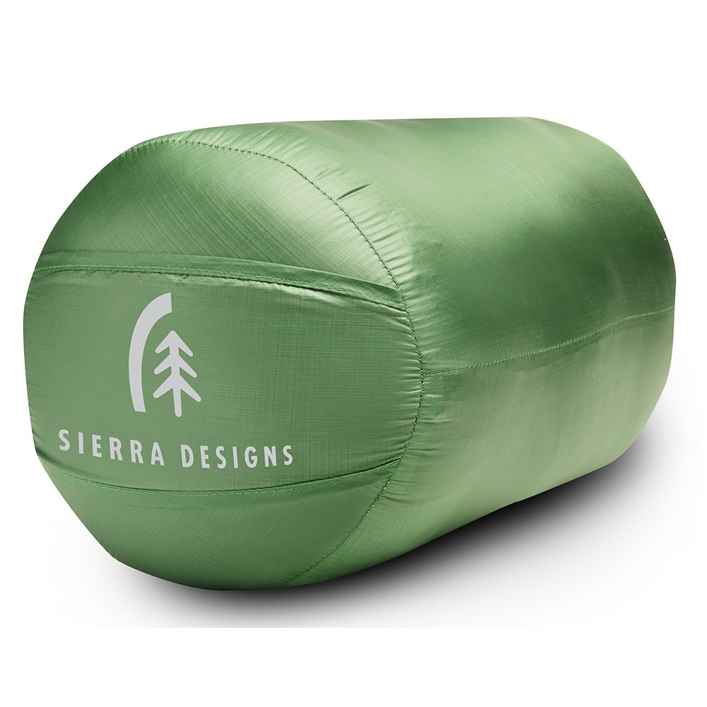 Спальник Sierra Designs Backcountry Bed 800F 3-season Regular