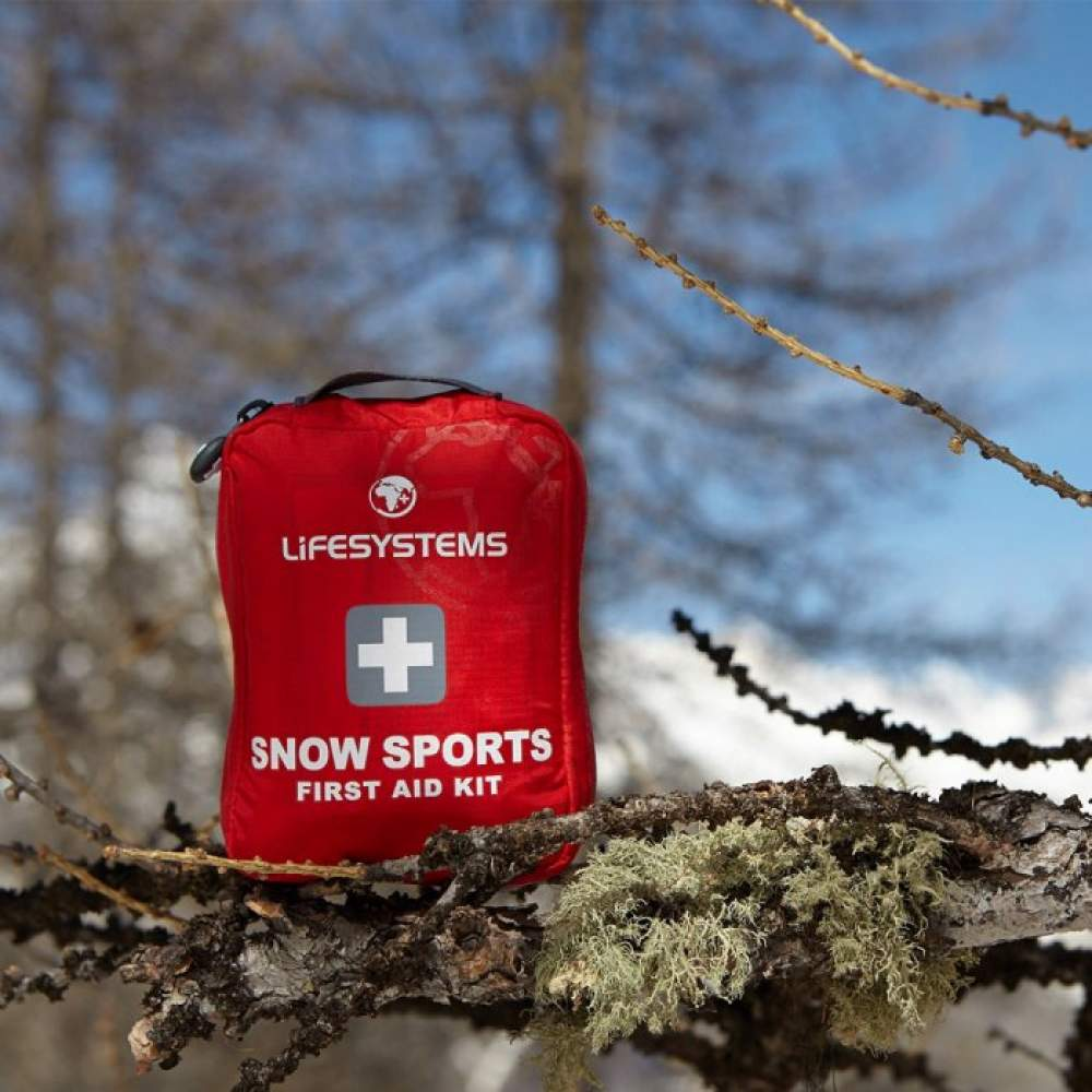 Аптечка Lifesystems Snow Sports First Aid Kit