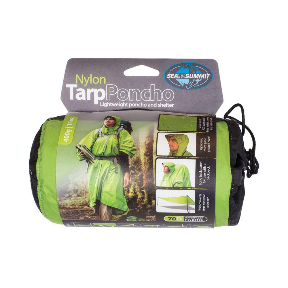 Плащ-пончо Sea To Summit Nylon Tarp-Poncho