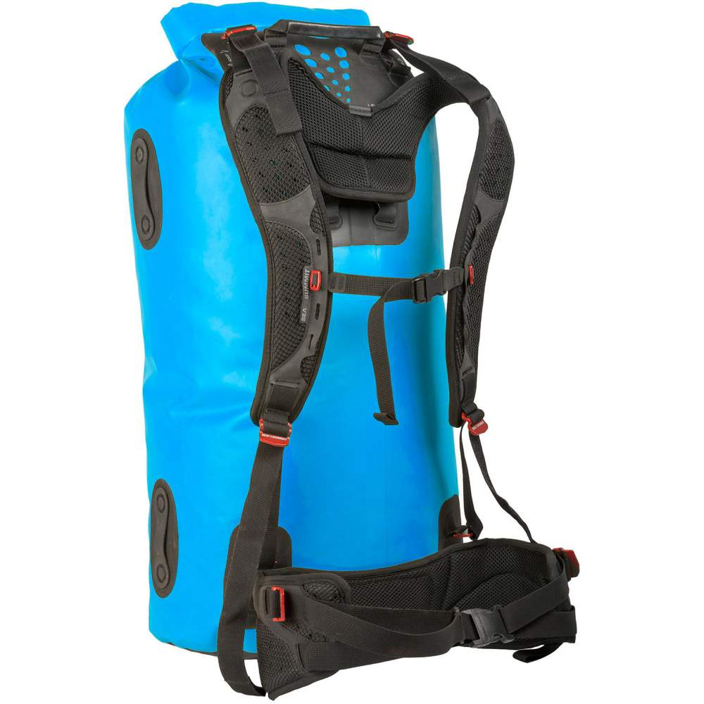 Рюкзак Sea to Summit Hydraulic Dry Pack with Harness 120L