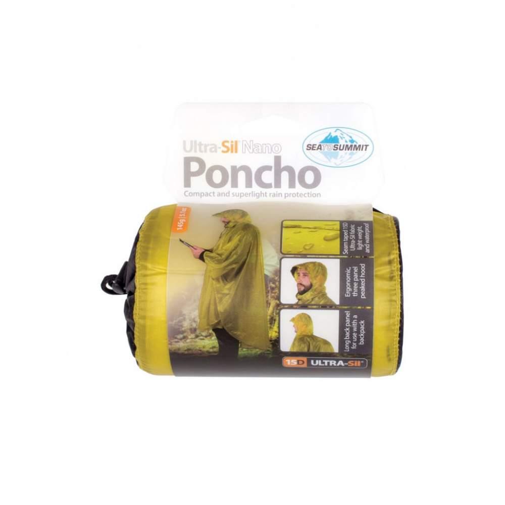 Плащ-пончо Sea to Summit Poncho 15D