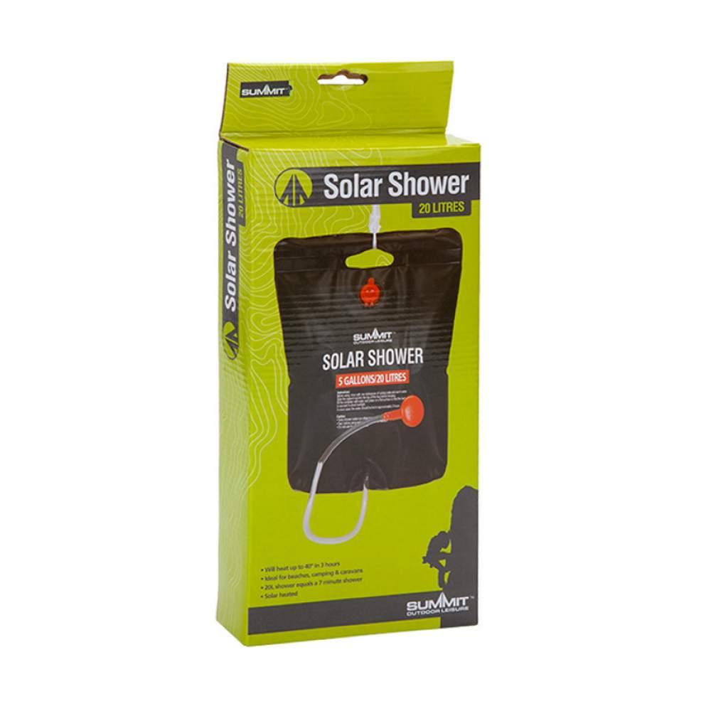 Душ портативний Summit Solar Shower 20 л