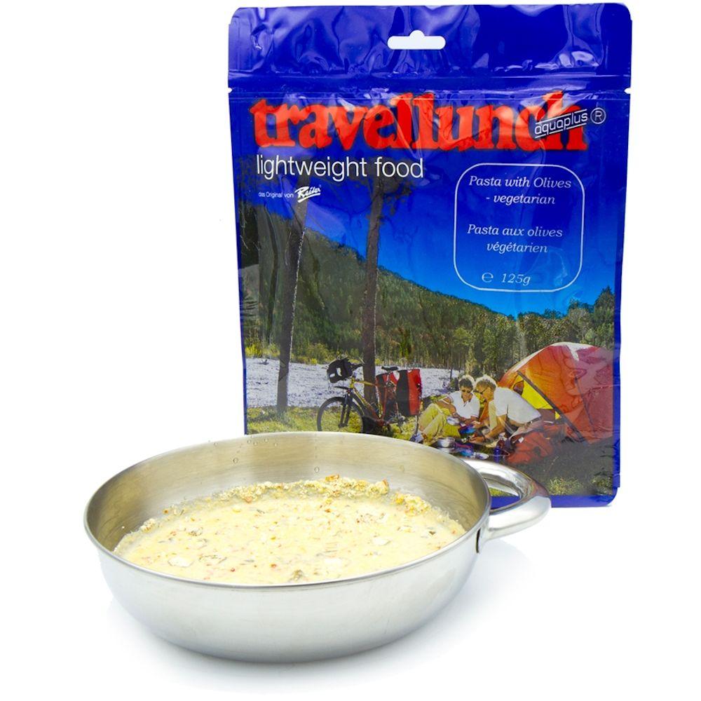 Сублімована їжа Travellunch Паста з оливками 125г