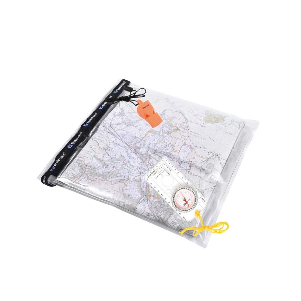 Гермомешок Trekmates Dry Map Case Set