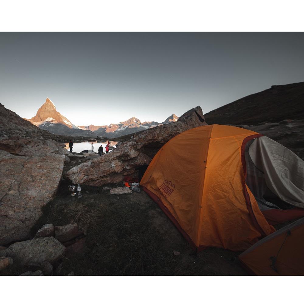 Палатка Turbat Borzhava 2 Alu