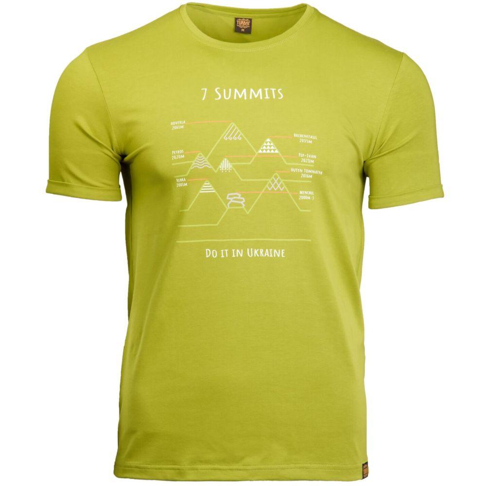 Футболка Turbat 7 Summits чоловіча