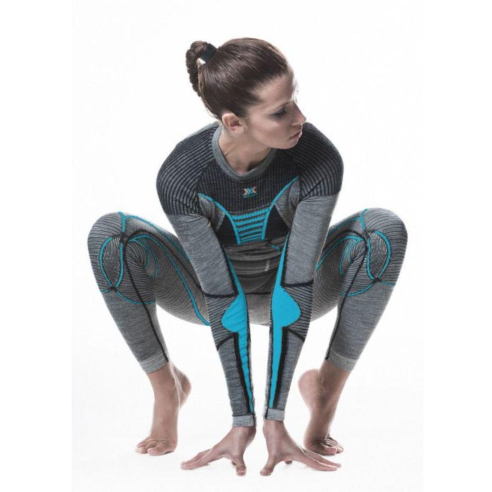Термофутболка X-Bionic Apani Merino Fastflow Wmn