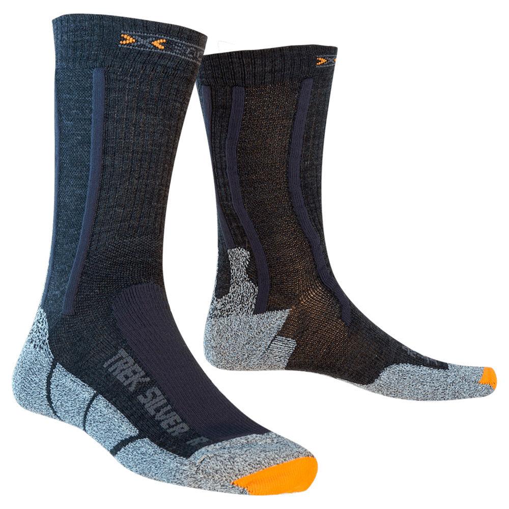 Шкарпетки X-Socks Trekking Silver