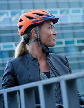 Шоломи для велосипеда