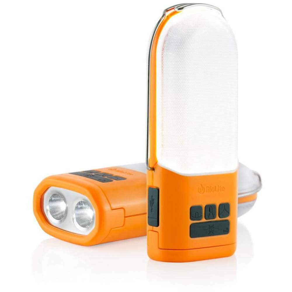 Светодиодный аккумуляторный фонарик BioLite PowerLight