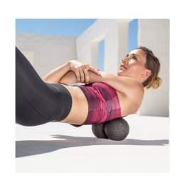 Подвійна масажна куля Blackroll Duoball 12
