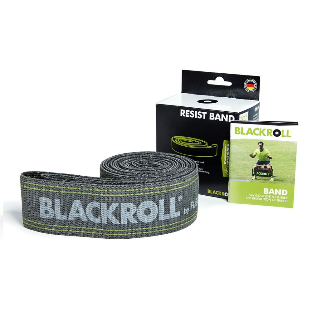 Резинки для фитнеса Blackroll Resist Band