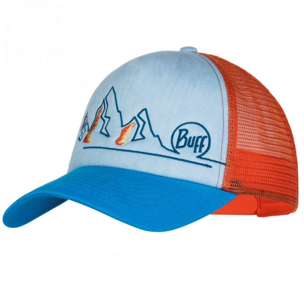 Кепка Buff Trucker Cap loess multi
