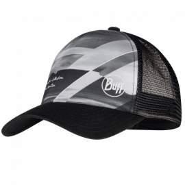 Кепка Buff Trucker Cap Table Mountain Black