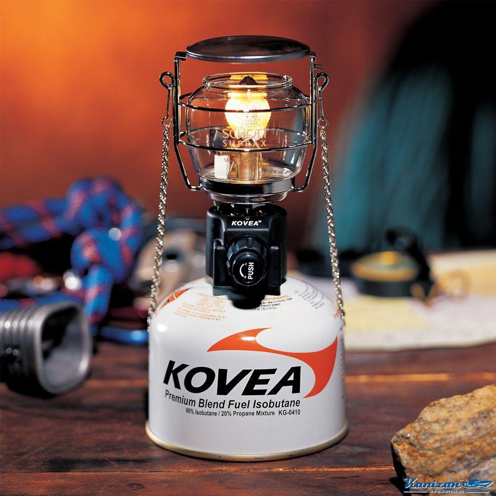 Газова лампа Kovea Power Lantern