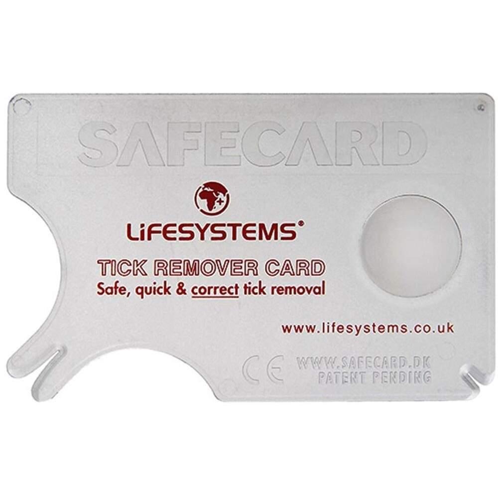 Карточка для извлечения клещей Lifesystems Tick Remover Card