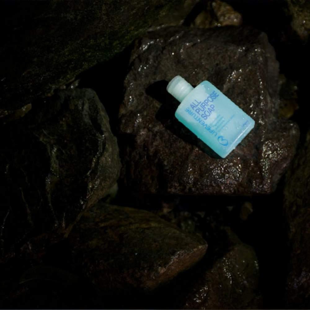 Універсальний миючий засіб Lifeventure All Purpose Soap 100ml
