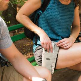 Кошелек нагрудный Lifeventure RFID Body Wallet Chest