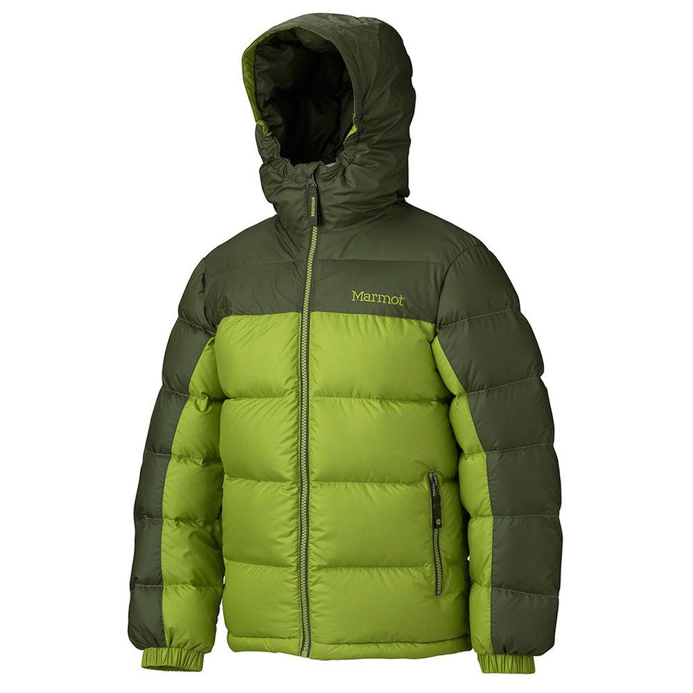 Куртка Marmot Boy's Guides Down Hoody