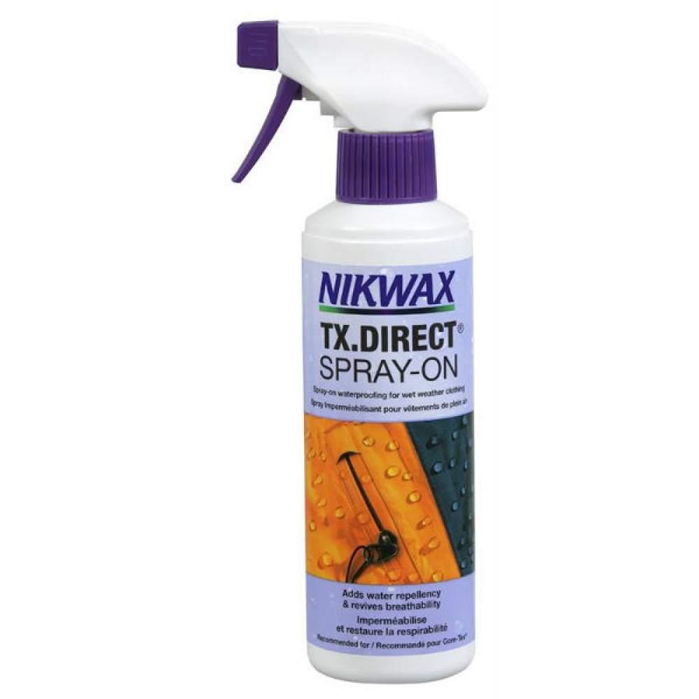 Водовідштовхуючий спрей Nikwax Tx.Direct Spray-On 300 мл
