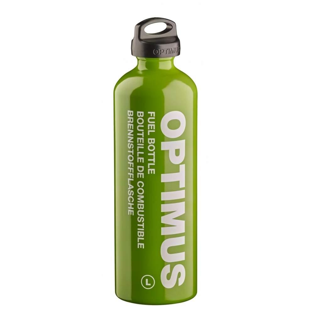 Емкость для топлива Optimus Fuel Bottle L 1.0 L Child Safe Green