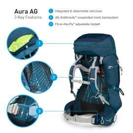 Рюкзак Osprey Aura AG 65