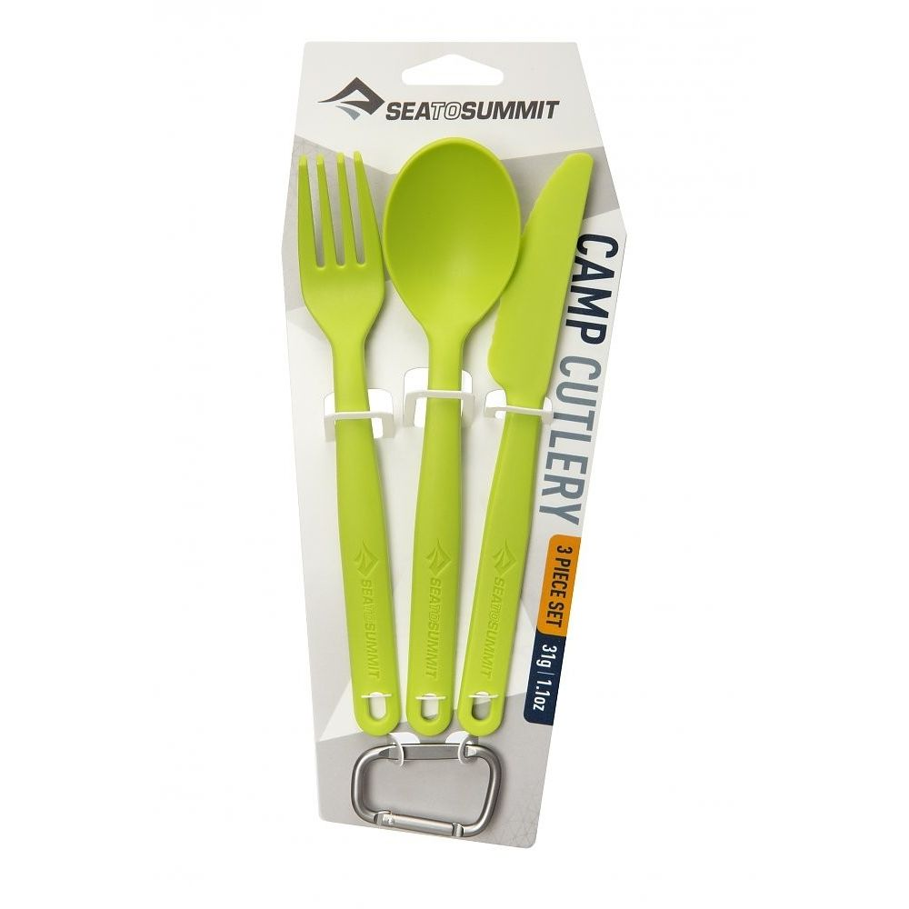 Набор столовый Sea to Summit Camp Cutlery Set 3pc