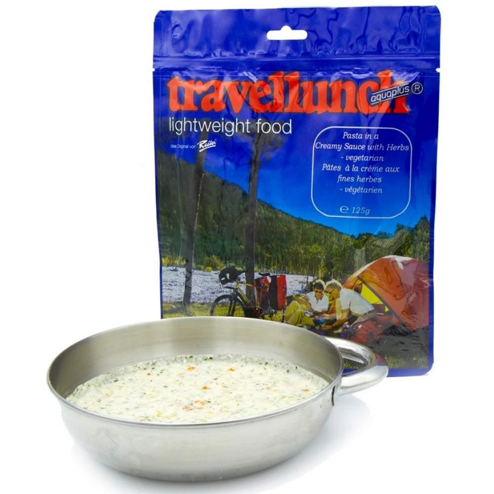 Сублімована їжа Travellunch Паста з кремовим соусом і травами 125 г