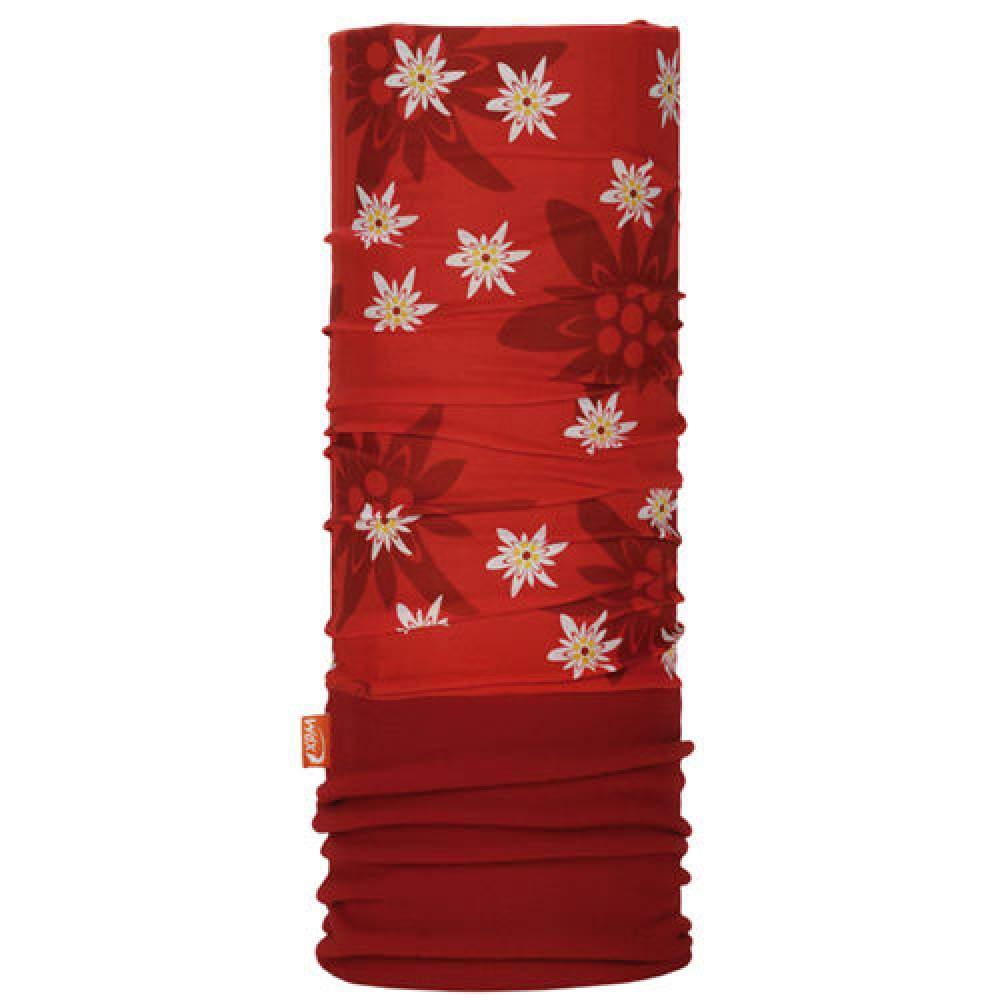 Повязка Wind x-treme Polarwind Edelweiss red
