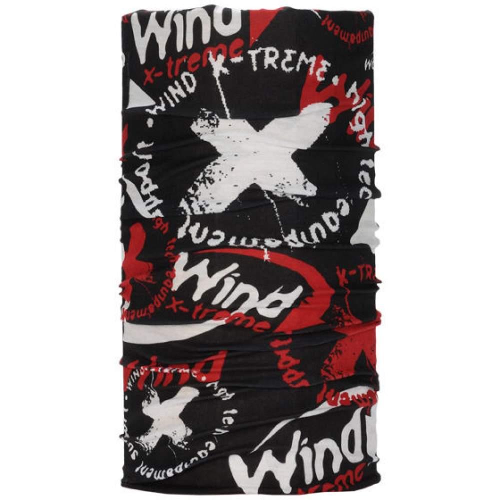 Пов'язка Wind x-treme Wind Collage red