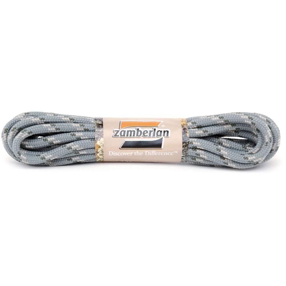 Шнурки Zamberlan Grey / White